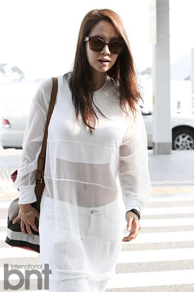 Gaya Airport Song Ji-hyo