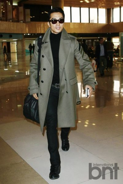 Gaya Airport Song Seung-heon