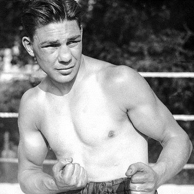 Foto Harry Greb