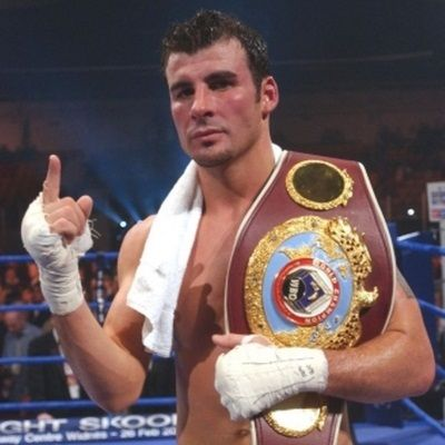 Foto Joe Calzaghe
