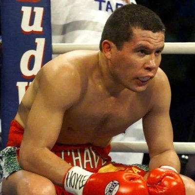 Foto Julio César Chávez