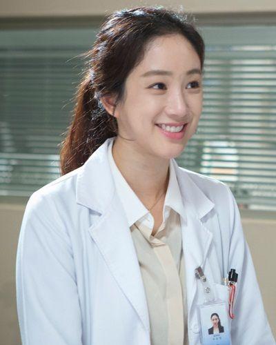 Foto Jung Ryeo-won dalam Medical Top Team