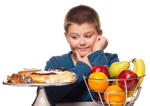 Junk Food Anak-anak