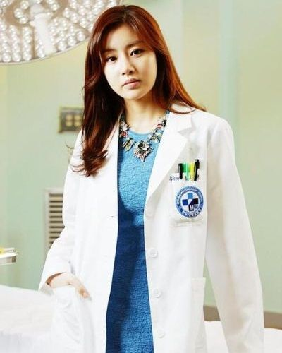 Foto Kang So-ra dalam Doctor Stranger
