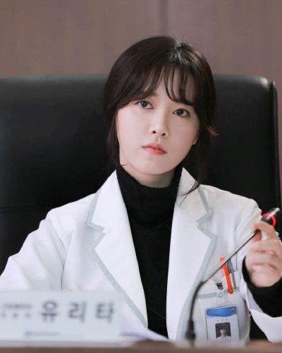 Foto Ku Hye-sun dalam Blood