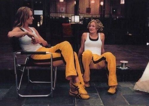 Uma Thurman (Kill Bill Volume I)