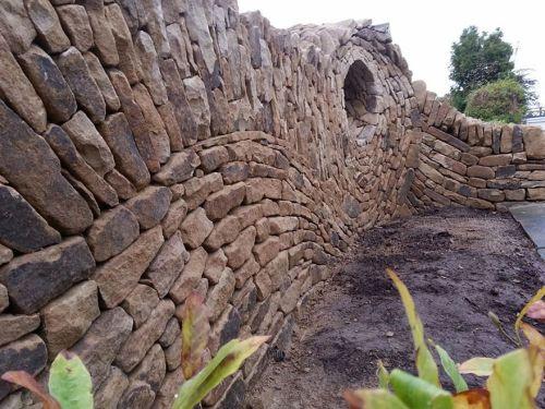 Desain Batu dan Bata Mozaik dan Spiral 7