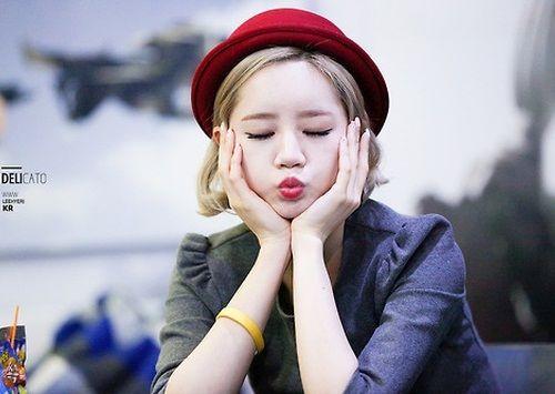 Foto Cantik Hyeri 9