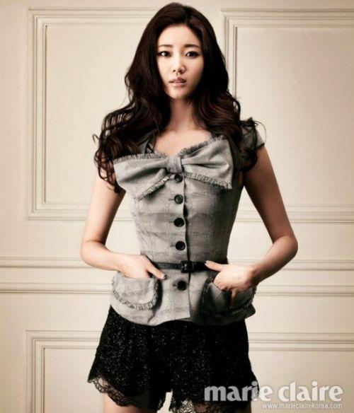 Foto Cantik Kim Sa-rang 1