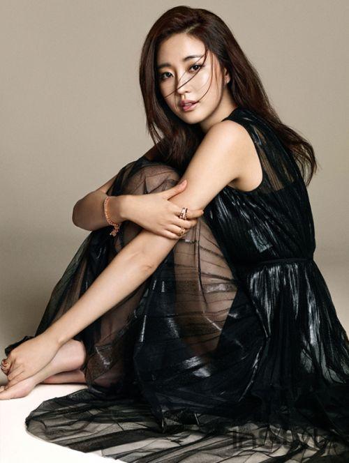 Foto Cantik Kim Sa-rang 5