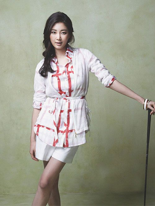 Foto Cantik Kim Sa-rang 7
