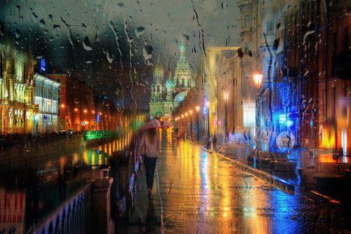 Foto-foto Hujan yang Blur dan Indah 10