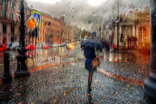 Foto-foto Hujan yang Blur dan Indah 2