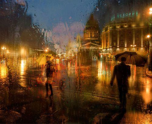 Foto-foto Hujan yang Blur dan Indah 4