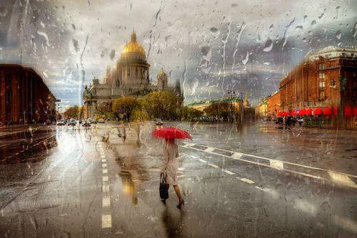 Foto-foto Hujan yang Blur dan Indah 5