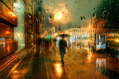 Foto-foto Hujan yang Blur dan Indah 7