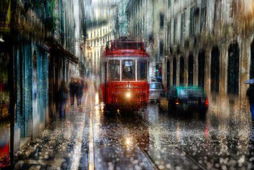 Foto-foto Hujan yang Blur dan Indah 8