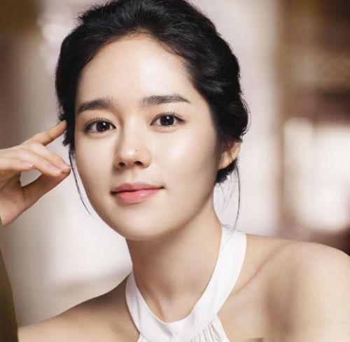 Foto Han Ga-in yang Cantik dan Imut 1