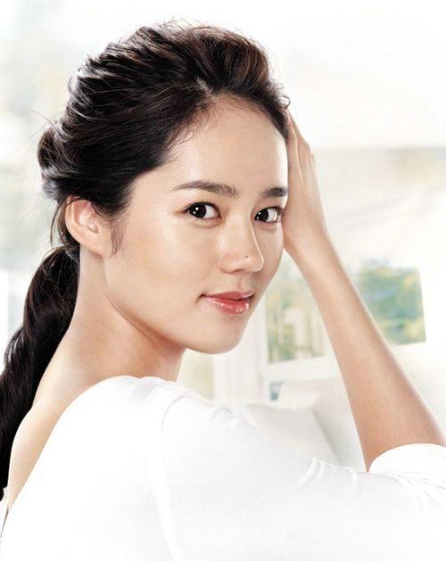 Foto Han Ga-in yang Cantik dan Imut 10