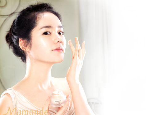 Foto Han Ga-in yang Cantik dan Imut 13
