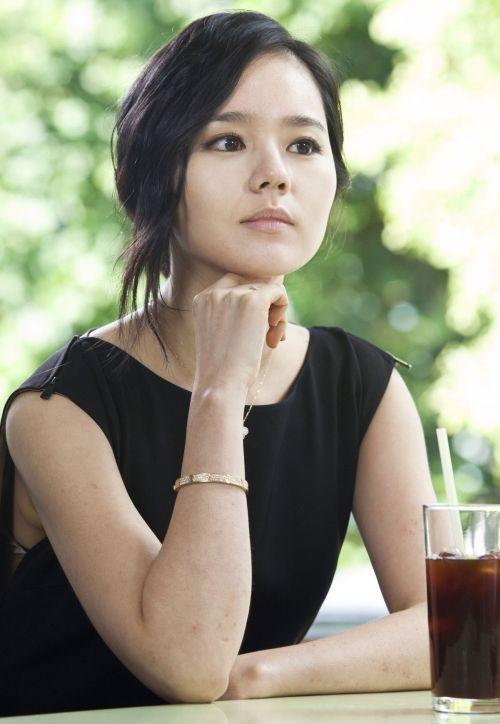 Foto Han Ga-in yang Cantik dan Imut 14
