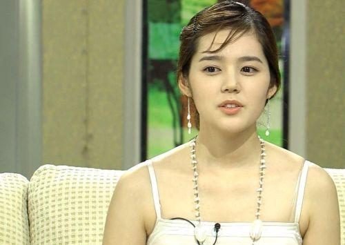 Foto Han Ga-in yang Cantik dan Imut