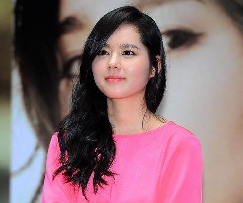 Foto Han Ga-in yang Cantik dan Imut 9