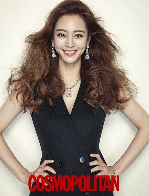 Foto Han Ye-seul 11