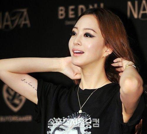 Foto Han Ye-seul 24