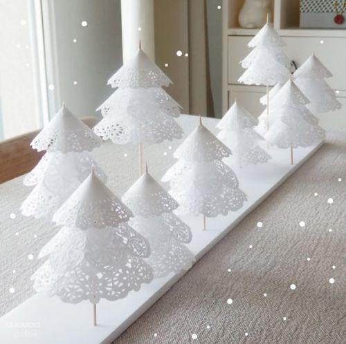 Foto Ide Desain Pohon Natal Paling Kreatif, Indah, dan Lucu 37