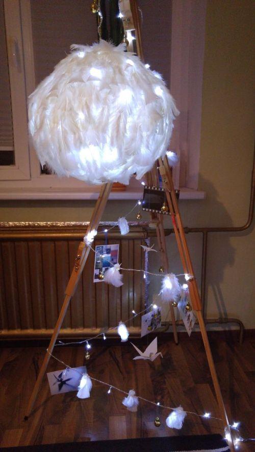 Foto Ide Desain Pohon Natal Paling Kreatif, Indah, dan Lucu 48