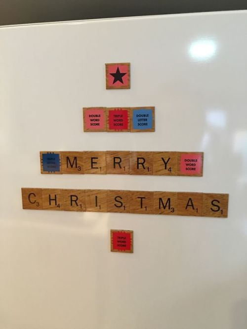 Foto Ide Desain Pohon Natal Paling Kreatif, Indah, dan Lucu 52