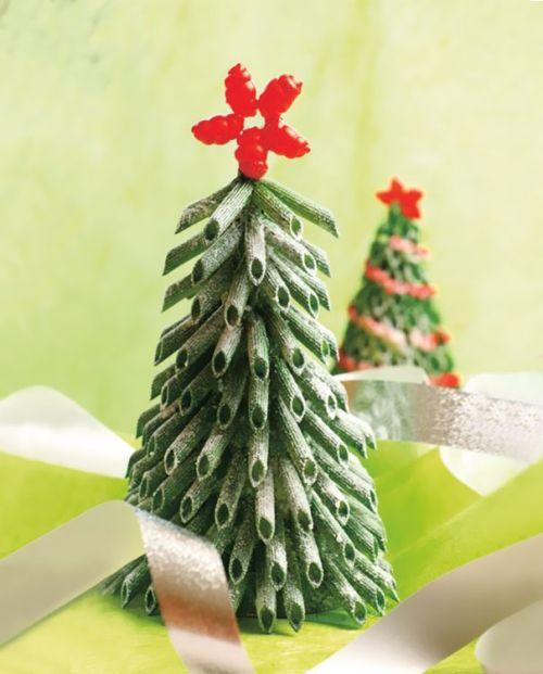 Foto Ide Desain Pohon Natal Paling Kreatif, Indah, dan Lucu 8