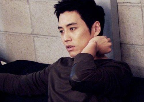 Foto Joo Sang-wook Keren 6