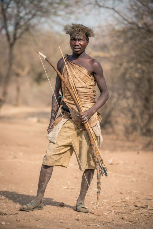Foto Kehidupan Suku Pedalaman Afrika 10