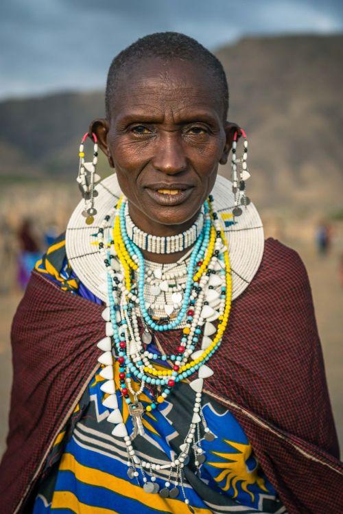 Foto Kehidupan Suku Pedalaman Afrika 11