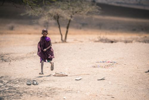 Foto Kehidupan Suku Pedalaman Afrika 13