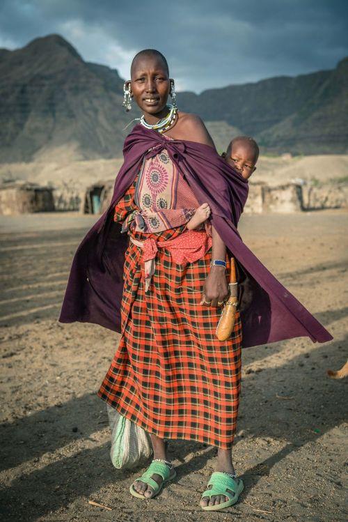 Foto Kehidupan Suku Pedalaman Afrika 4