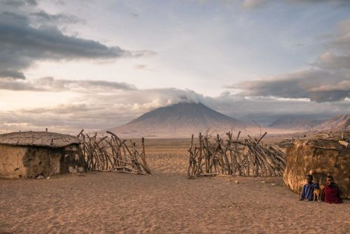 Foto Kehidupan Suku Pedalaman Afrika 5