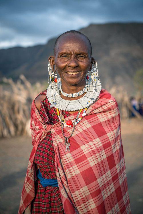 Foto Kehidupan Suku Pedalaman Afrika 6