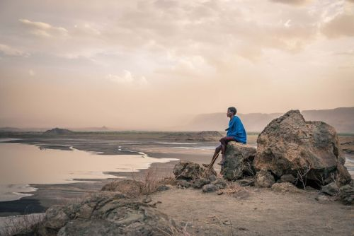 Foto Kehidupan Suku Pedalaman Afrika 8