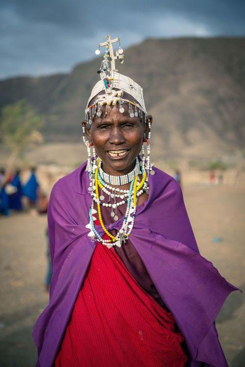 Foto Kehidupan Suku Pedalaman Afrika 9