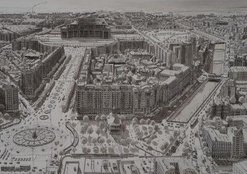 Gambar Ilustrasi Bucharest, Rumania