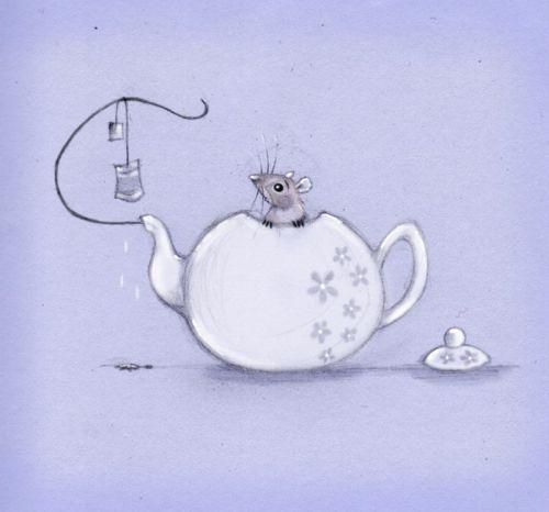 Gambar Ilustrasi Tikus 16