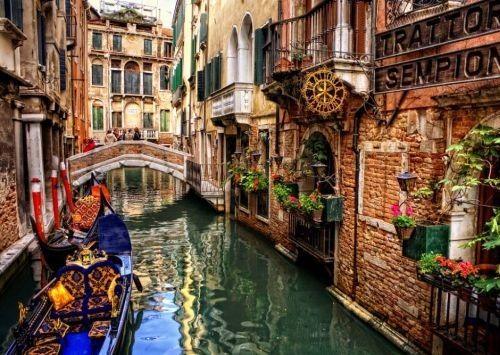 Gambar Pemandangan Kota Venesia