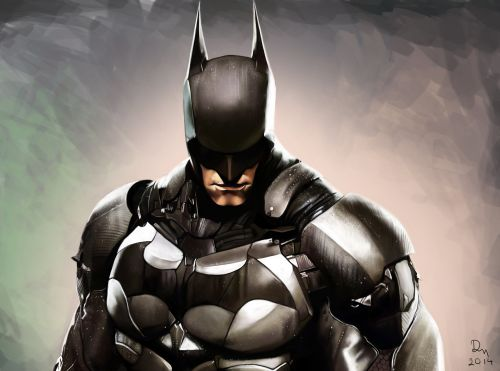 Gambar Superhero Batman 2