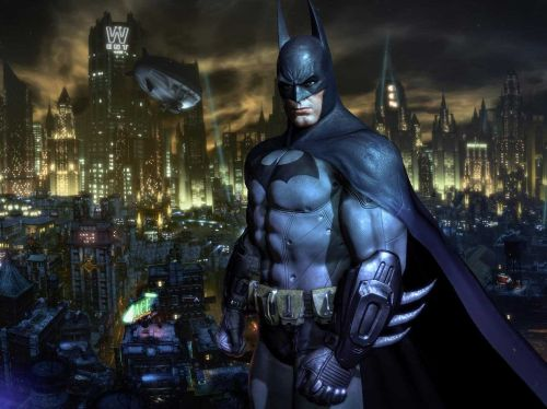 Gambar Superhero Batman 9