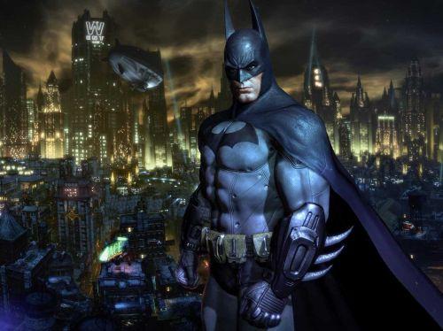 Gambar Superhero Batman 9
