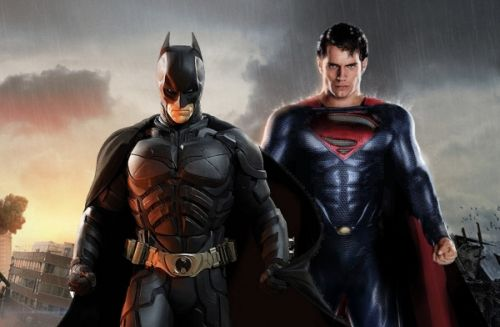 Gambar Superhero Batman dan Superman 34