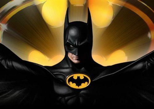 Gambar Superhero Batman